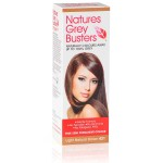 Natures Grey Busters Light Natural Brown 421 Hair Colour